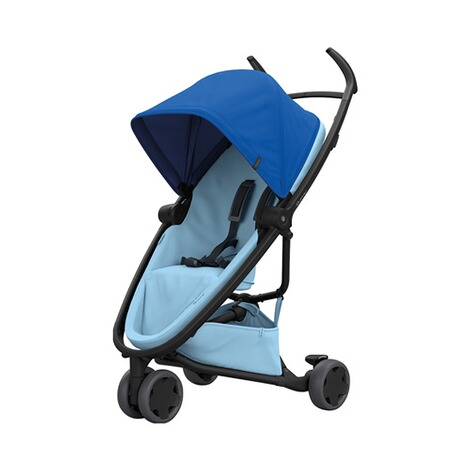 Quinny ZAPP FLEX Buggy mit Liegefunktion  Blue on Sky 1