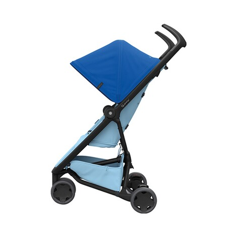 Quinny ZAPP FLEX Buggy mit Liegefunktion  Blue on Sky 2