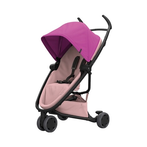 QUINNY ZAPP FLEX Buggy mit Liegefunktion  Pink on Blush 1