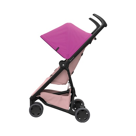 QUINNY ZAPP FLEX Buggy mit Liegefunktion  Pink on Blush 2