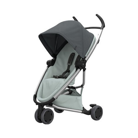 Quinny ZAPP FLEX Buggy mit Liegefunktion  Graphite on Grey 1