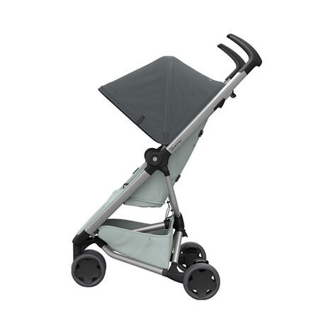 Quinny ZAPP FLEX Buggy mit Liegefunktion  Graphite on Grey 2