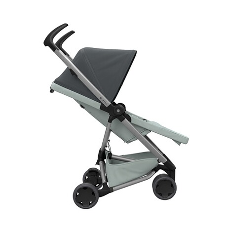 Quinny ZAPP FLEX Buggy mit Liegefunktion  Graphite on Grey 3