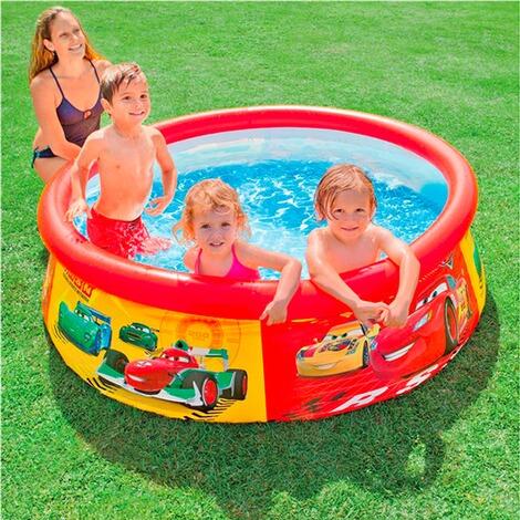 intex disney cars pool easy set cars online kaufen baby walz. Black Bedroom Furniture Sets. Home Design Ideas