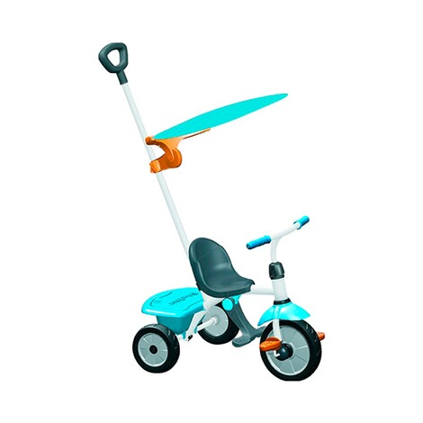 Fisher-Price  Dreirad Jolly Plus 3 in 1  türkis/orange 2
