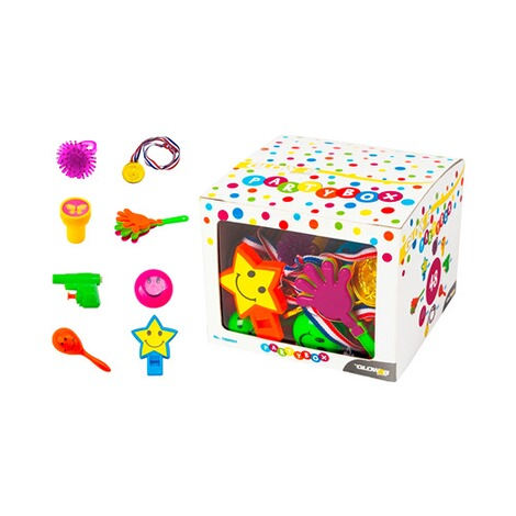 Glow2B  Party Box 48-teilig 1