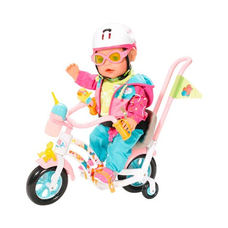 zapf creation baby born fahrrad play fun online kaufen. Black Bedroom Furniture Sets. Home Design Ideas