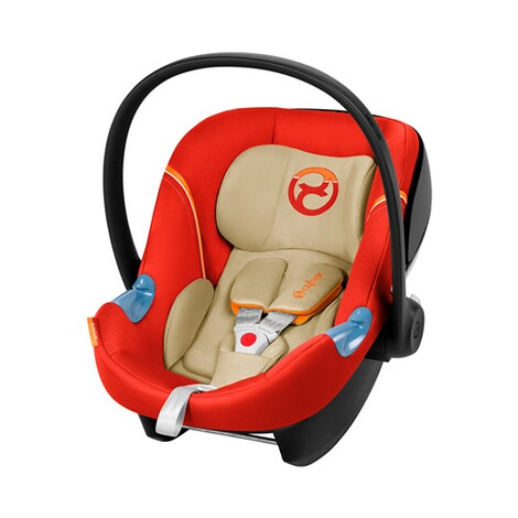 CYBEX GOLD Aton M Babyschale  Autumn Gold 1