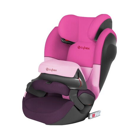 CYBEX SILVER Pallas M-Fix SL Kindersitz Design 2017  Purple Rain 2