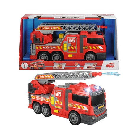 dickie toys feuerwehrauto fire fighter online kaufen baby walz. Black Bedroom Furniture Sets. Home Design Ideas