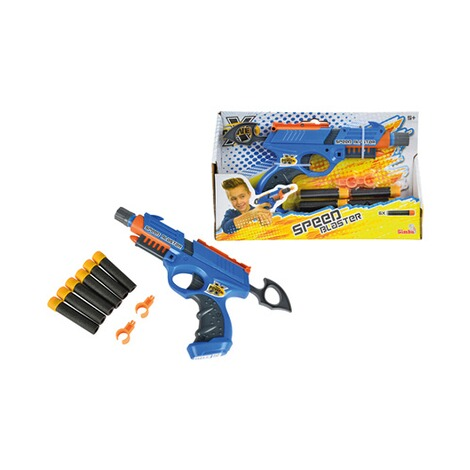 SIMBA  X-Power Pistole Speed Blaster 3