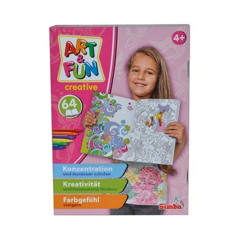 SIMBA Art&Fun Malset Mädchen online kaufen | baby-walz