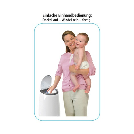 Angelcare  Windeleimer Comfort Plus 4