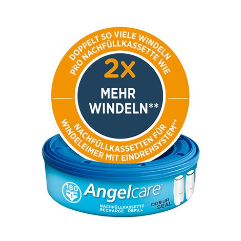 Angelcare  Windeleimer Comfort Plus 9