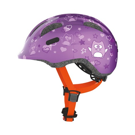 ABUS  Fahrradhelm Smiley 2.0  purple Star 1