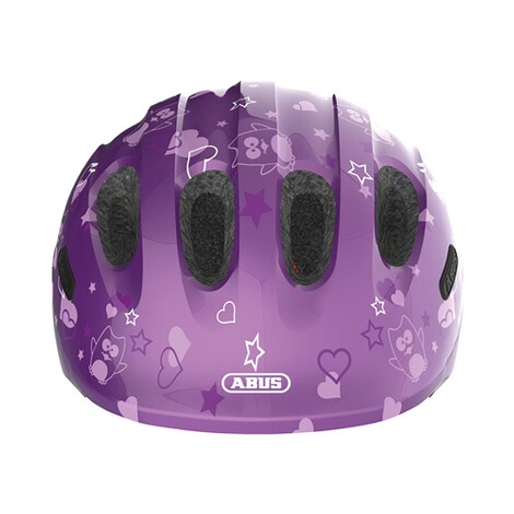 ABUS  Fahrradhelm Smiley 2.0  purple Star 2