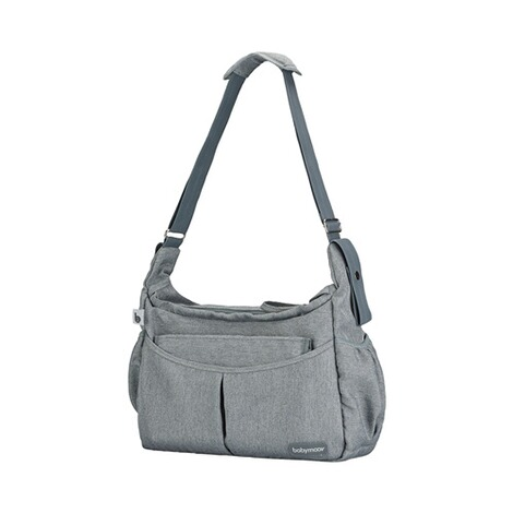 BABYMOOV  Wickeltasche Urban Bag Smokey 2