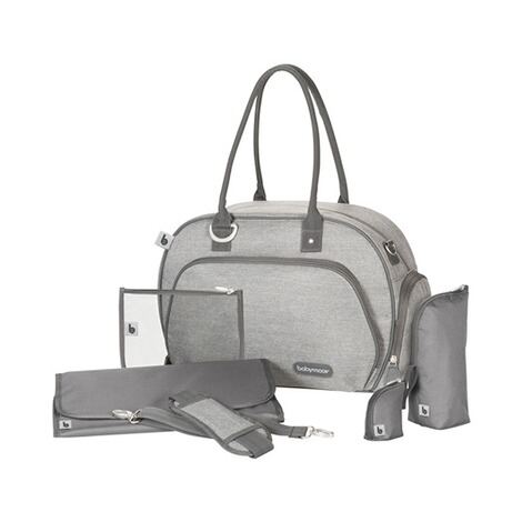 BABYMOOV  Wickeltasche Trendy Bag Smokey 1