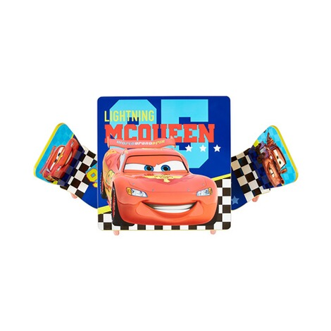 WORLDSAPART DISNEY CARS 3 Kindersitzgruppe 2