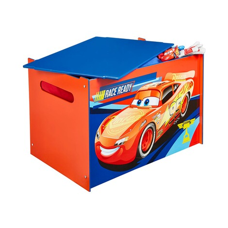 WORLDSAPART DISNEY CARS 3 Kindertruhenbank 7
