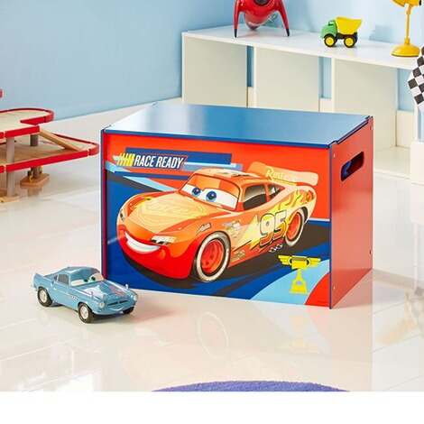 WORLDSAPART DISNEY CARS 3 Kindertruhenbank 2