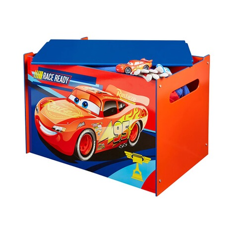 WORLDSAPART DISNEY CARS 3 Kindertruhenbank 3
