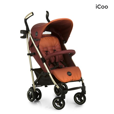 ICOOPace Buggy mit Liegefunktion  mocca 2