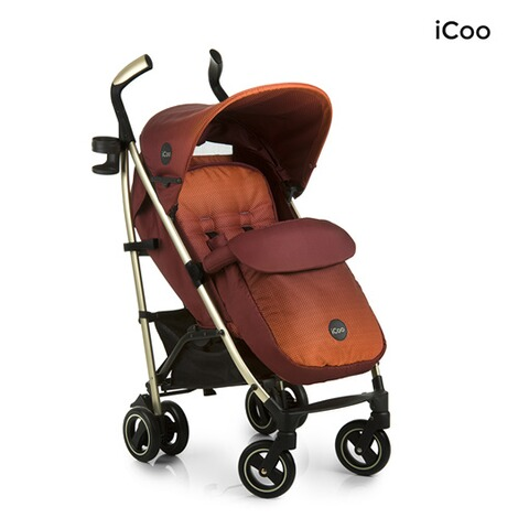 ICOOPace Buggy mit Liegefunktion  mocca 3