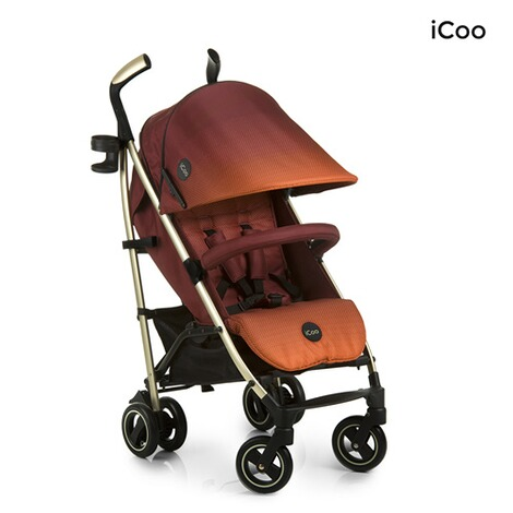 ICOOPace Buggy mit Liegefunktion  mocca 4