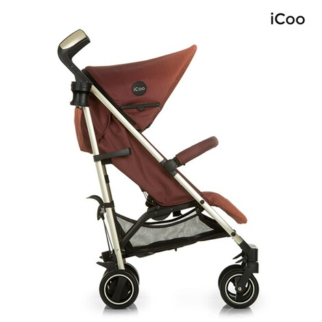 ICOOPace Buggy mit Liegefunktion  mocca 5