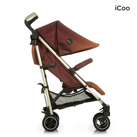 ICOOPace Buggy mit Liegefunktion  mocca 6