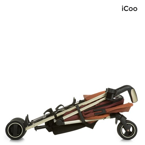 ICOOPace Buggy mit Liegefunktion  mocca 7