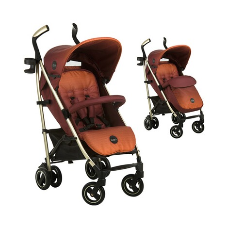 ICOOPace Buggy mit Liegefunktion  mocca 1
