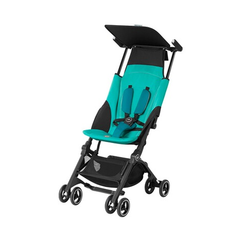 GB GOLD Pockit+ Buggy  Capri Blue 1
