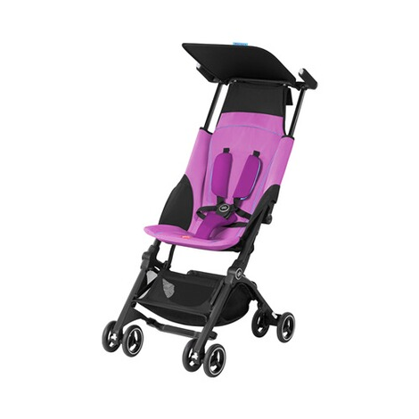 GB GOLD Pockit+ Buggy  Posh Pink 1