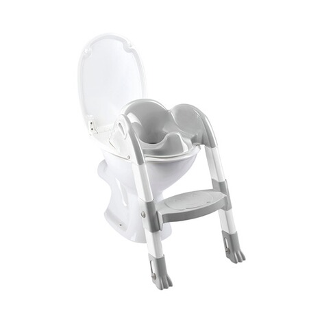 FUNNY  Toiletten-Trainer Kiddyloo  Cool grey/White 1
