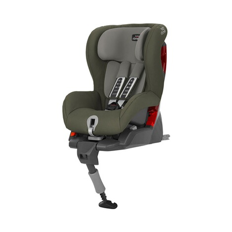 BRITAX RÖMER  Safefix Plus Kindersitz Design 2018  Olive Green 1