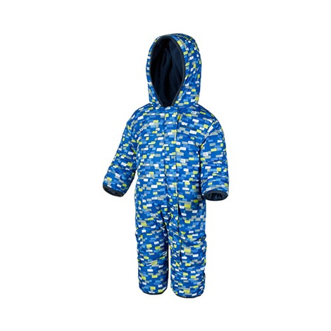COLUMBIA  Schneeoverall Snuggly Bunny  hellblau 1