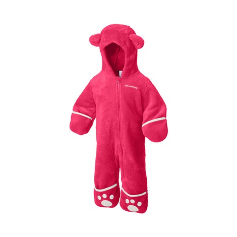 COLUMBIA  Plüschoverall Foxy Baby  pink 1