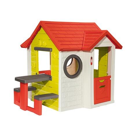SMOBY Spielhaus mit Picknicktisch online kaufen | baby-walz
