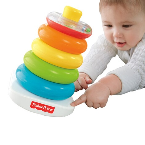 Fisher-Price  Farbring Pyramide 3