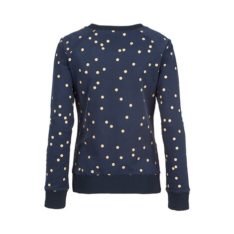 2hearts  Umstands-Pullover Golden Dots 3
