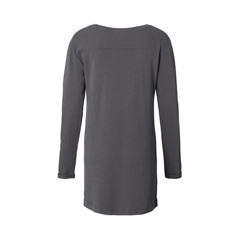 QUEEN MUM  Umstands-Tunika Carine Sweat  dark grey 3