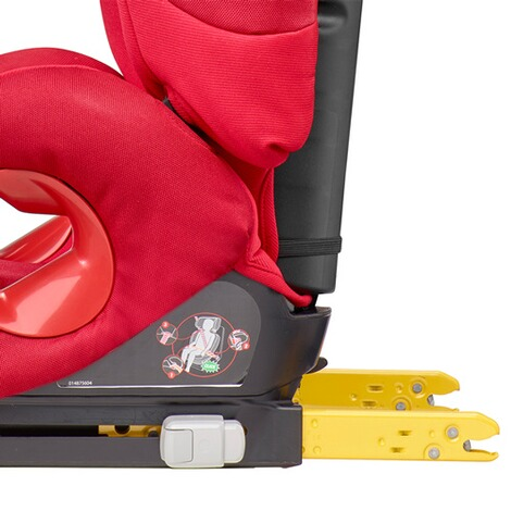 MAXI-COSI RODI XP FIX Rodi XP Fix Kindersitz  Poppy red 6