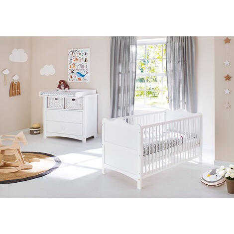 pinolino 2 tlg babyzimmer florentina breit online kaufen baby walz. Black Bedroom Furniture Sets. Home Design Ideas