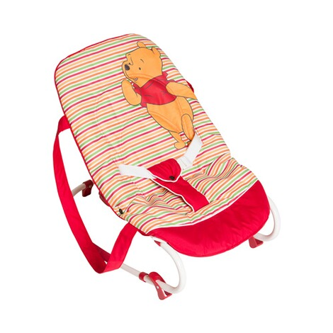 Hauck  Babywippe Rocky Pooh Spring 2