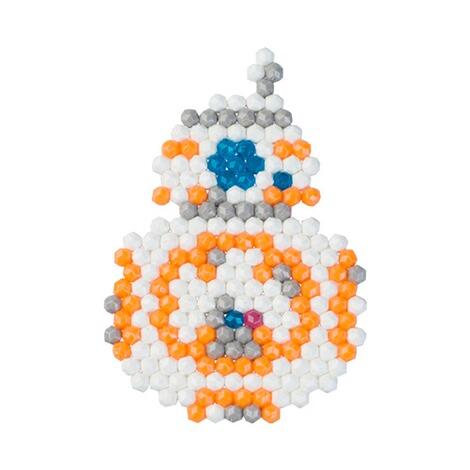 Aquabeads STAR WARS Bastel-Set BB-8 & Chewbacca 3