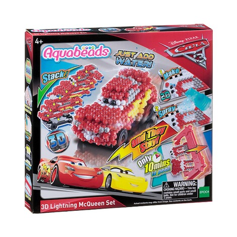 Aquabeads DISNEY CARS 3 1