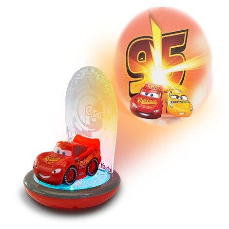 WORLDSAPART  Magic Nachtlicht-Projektor Cars 3 3