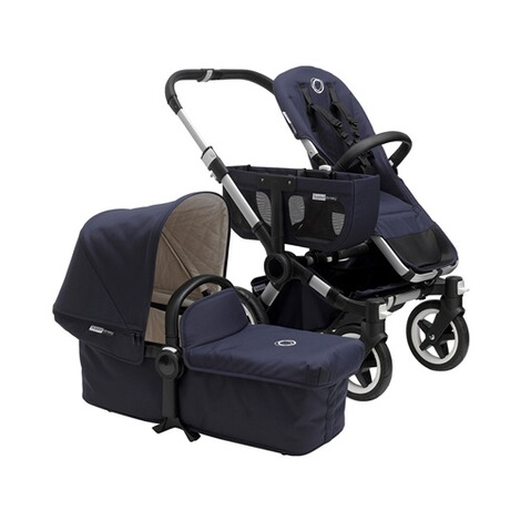 BUGABOO DONKEY Classic + Collection Mono Kombikinderwagen  navy 1